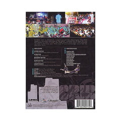 <!--020060613007502-->Scribble Jam - 'Vol. 12 (Scribble Jam 2005)' [DVD]