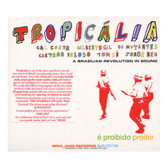 Various Artists - 'Tropicalia: A Brazilian Revolution In Sound' [CD]