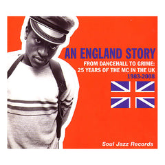 Various Artists - 'An England Story: From Dancehall To Grime - 25 Years Of The MC In The UK 1983-2008' [CD [2CD]]