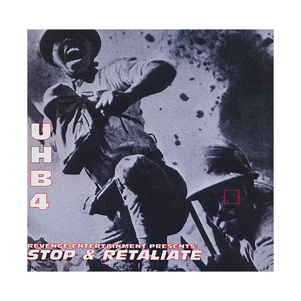 <!--019990101011537-->Sunspot Jonz - 'UHBIV - Stop & Retaliate (Unsigned And Hella Broke Vol. 4)' [CD]
