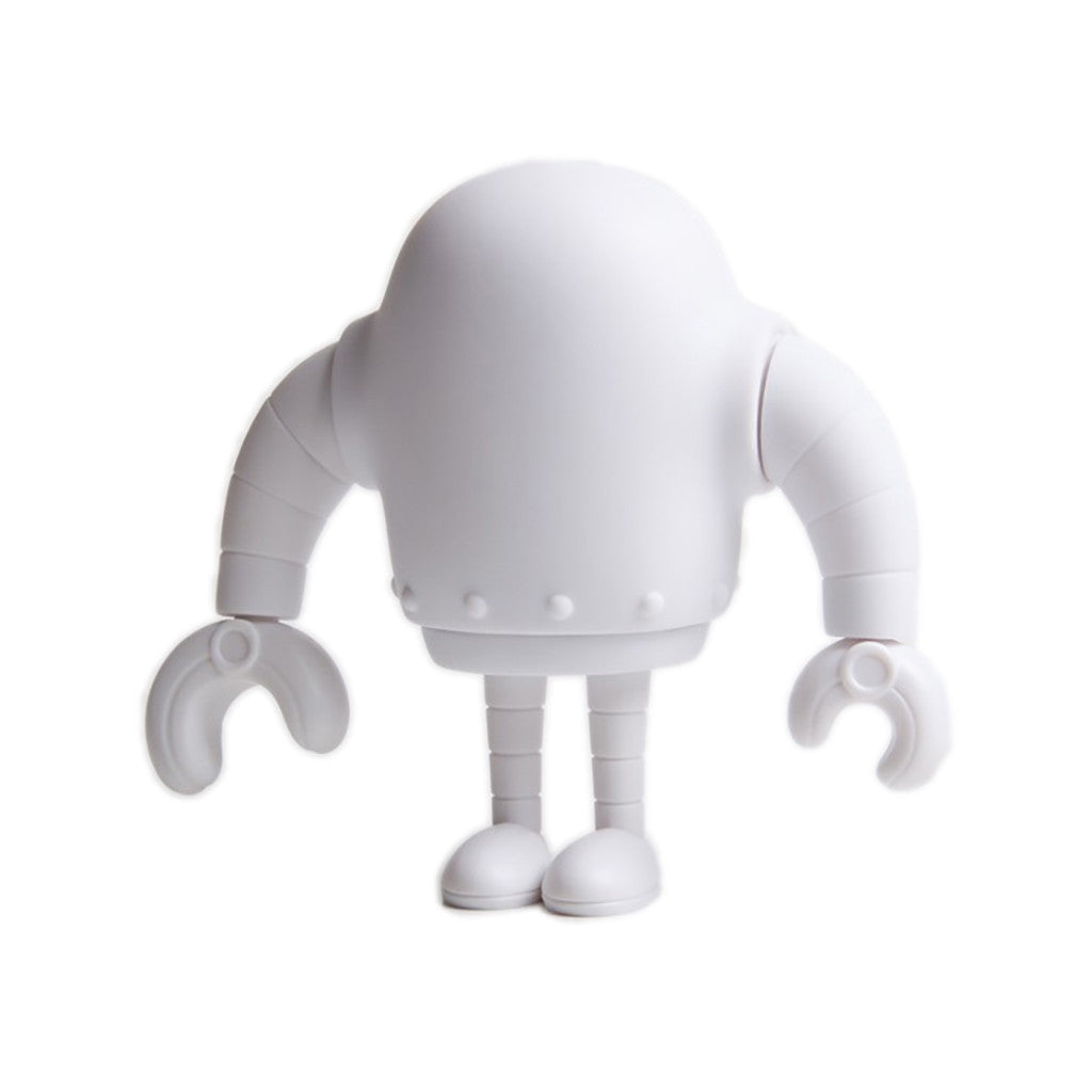 <!--020101001033229-->Sketchbot - 'Sketchbot (D.I.Y.)' [(White) Toy [Blank Do-It-Yourself]]