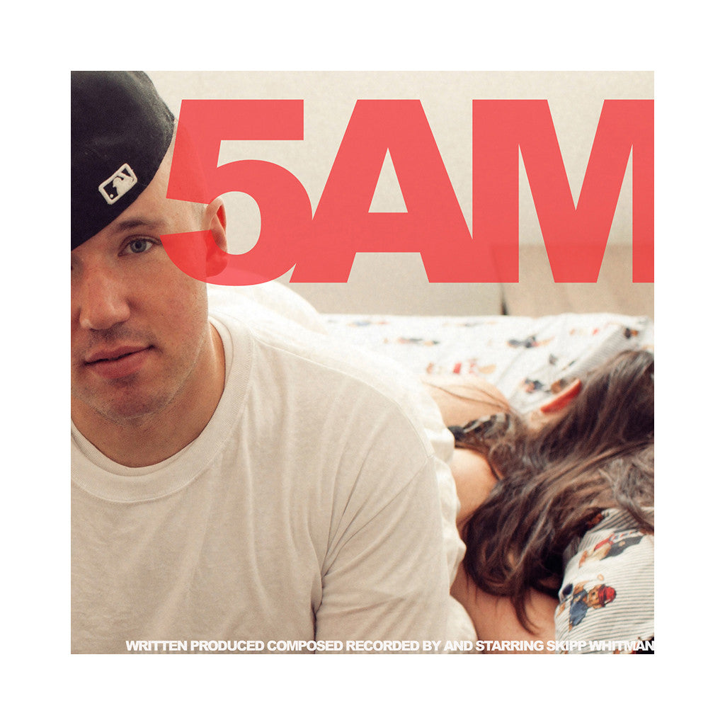 <!--020120913051198-->Skipp Whitman - '5AM' [CD]