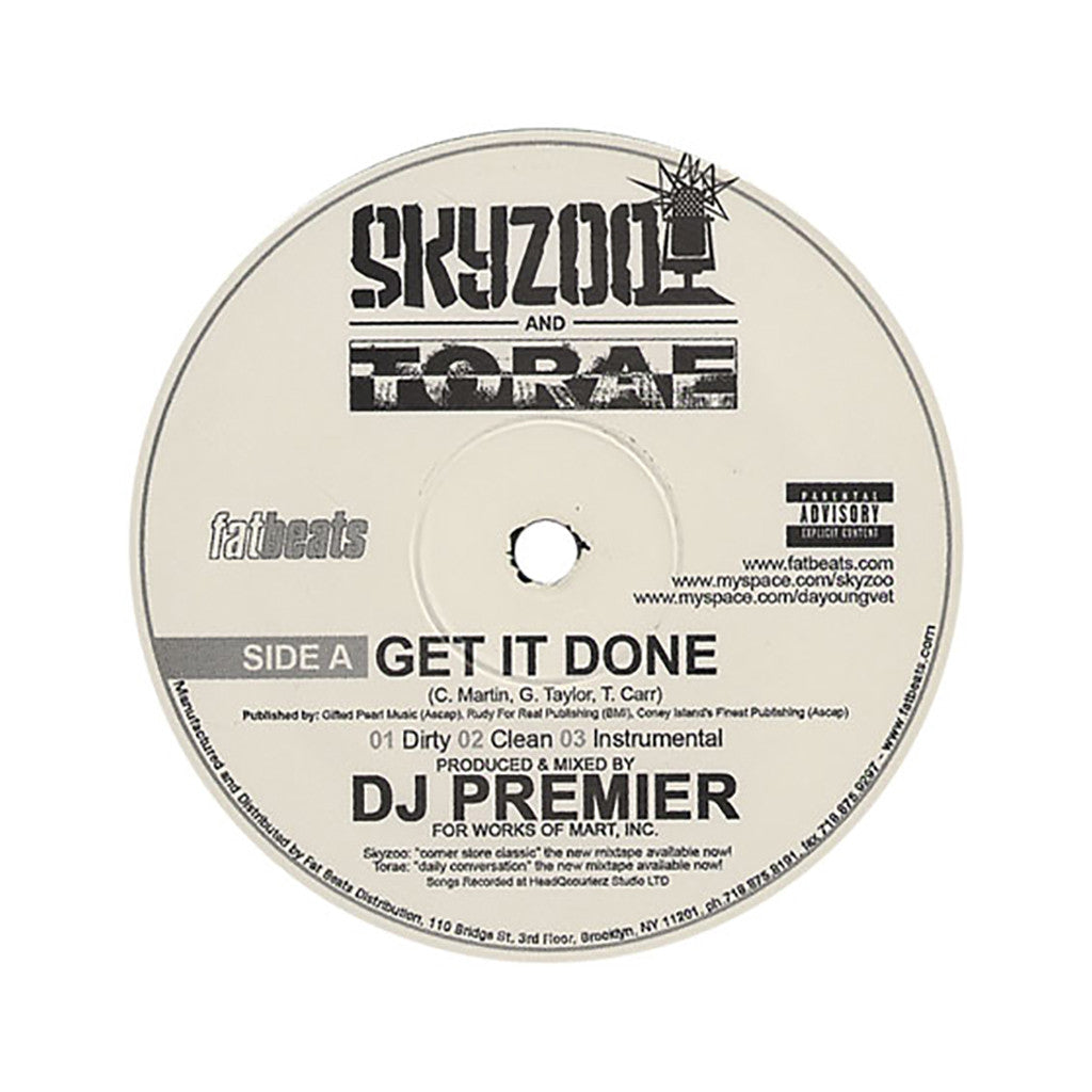 <!--2007071333-->Skyzoo & Torae - 'Git It Done' [Streaming Audio]