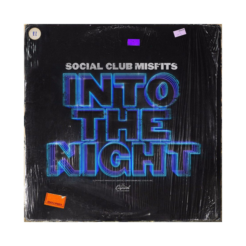 Social Club Misfits - 'Into The Night' [CD]