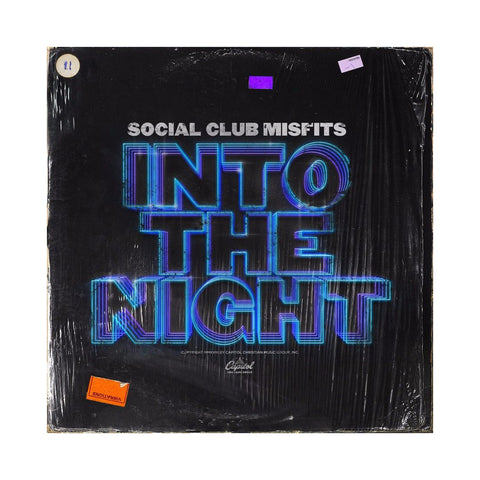 "[""Social Club Misfits - 'Into The Night' [CD]""]"