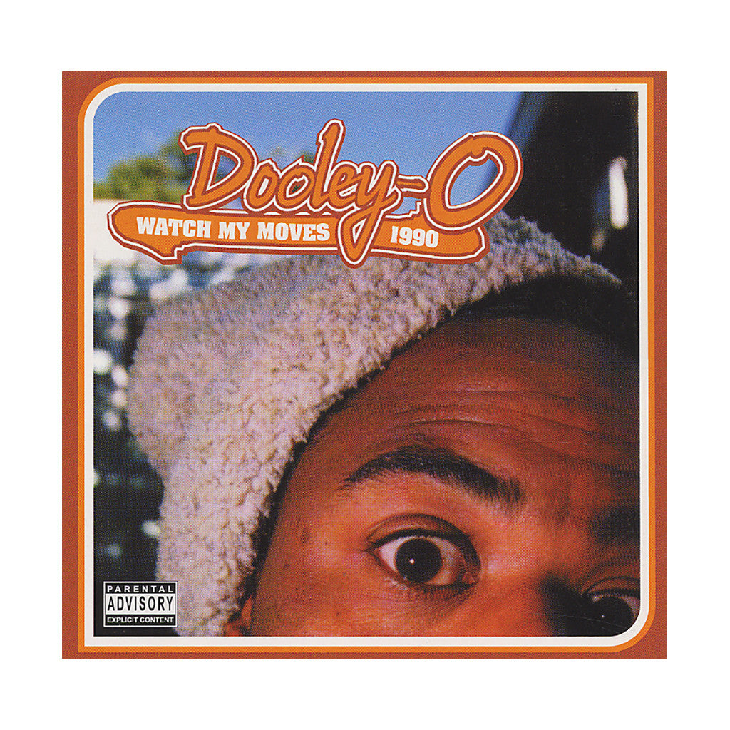 Dooley-O - 'Watch My Moves 1990' [(Black) Vinyl LP]