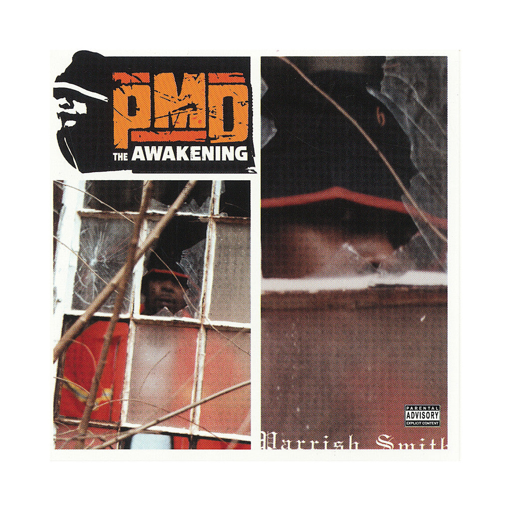 PMD - 'The Awakening' [(Black) Vinyl [2LP]]
