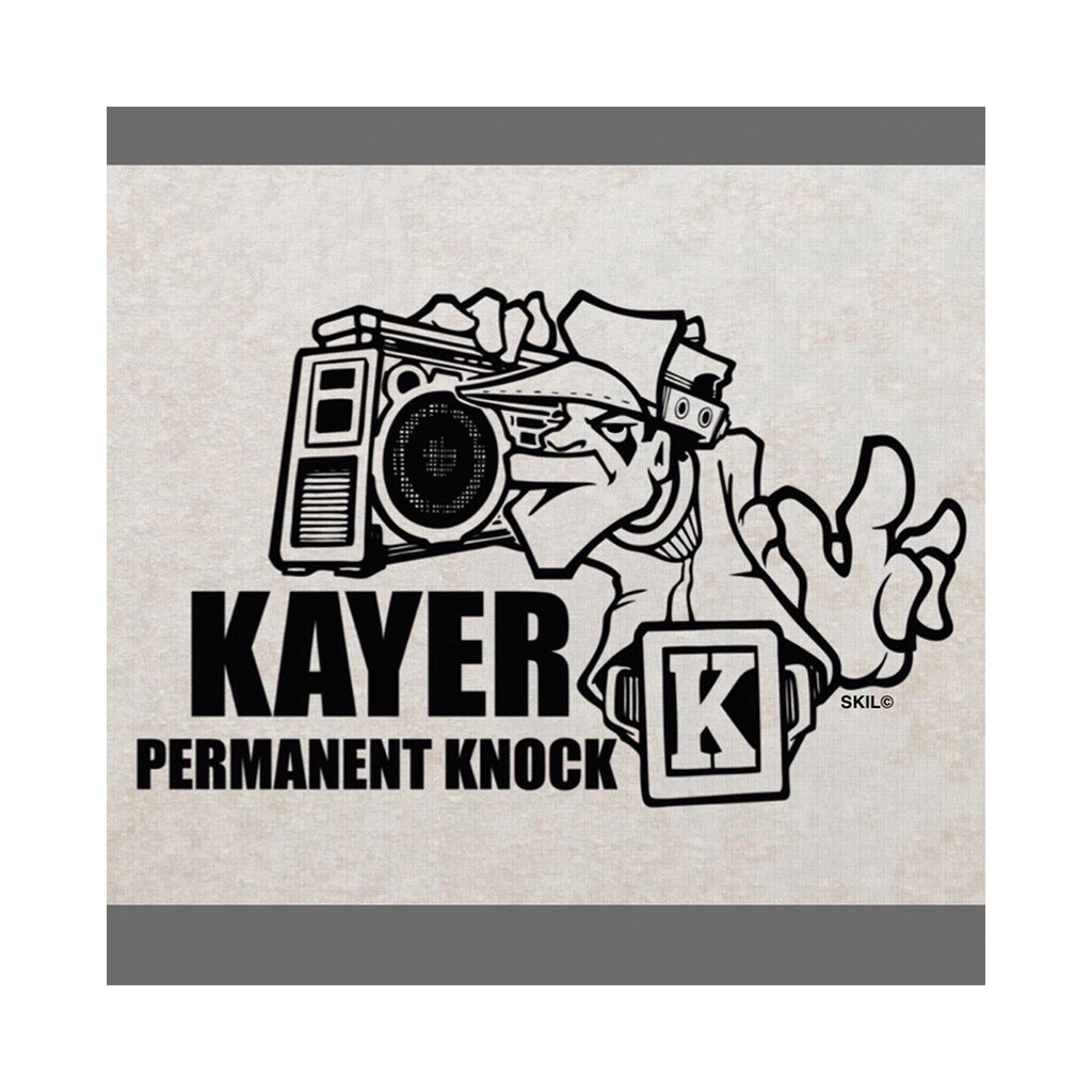 Kayer - 'Permanent Knock' [CD]