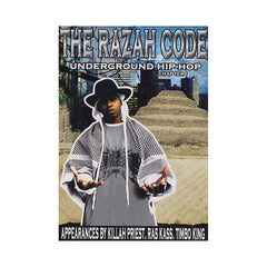 <!--020061003012932-->Hell Razah - 'The Razah Code: Underground Hip Hop Chapter 1' [DVD]