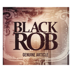 Black Rob - 'Genuine Article' [CD]