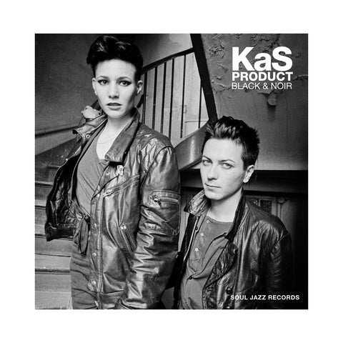 Kas Product - 'Black & Noir' [CD]
