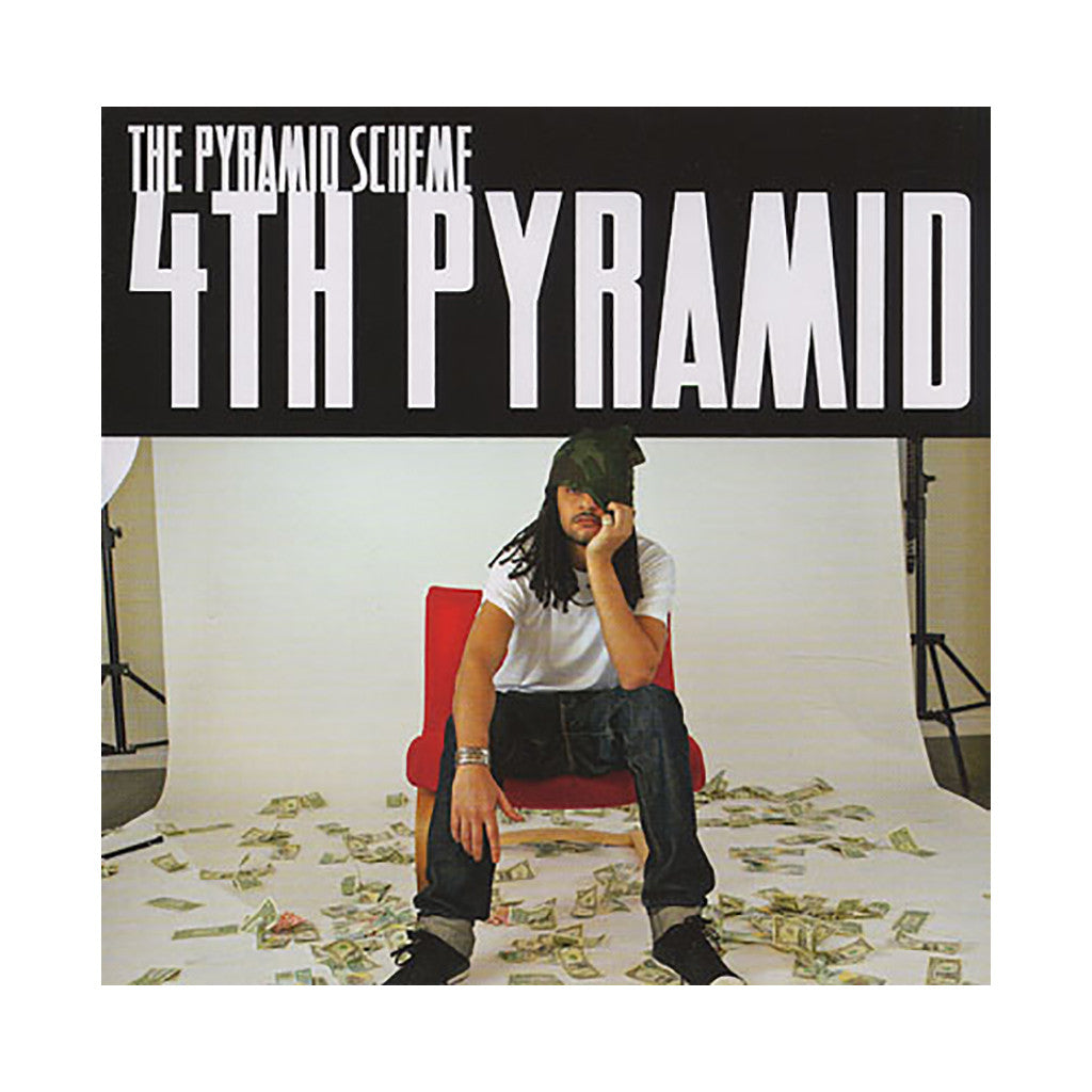 4th Pyramid - 'The Pyramid Scheme' [CD]