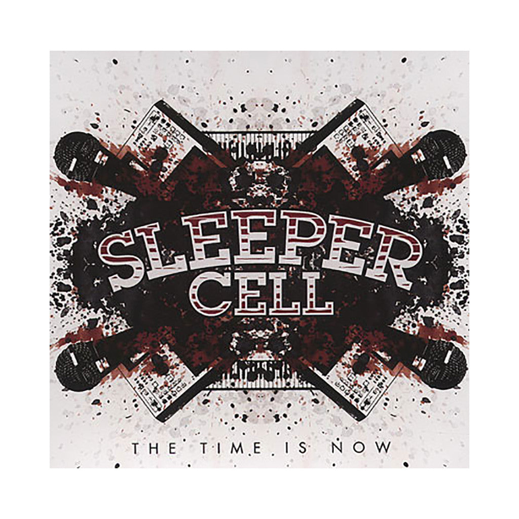Sleeper Cell - 'The Time Is Now' [CD]