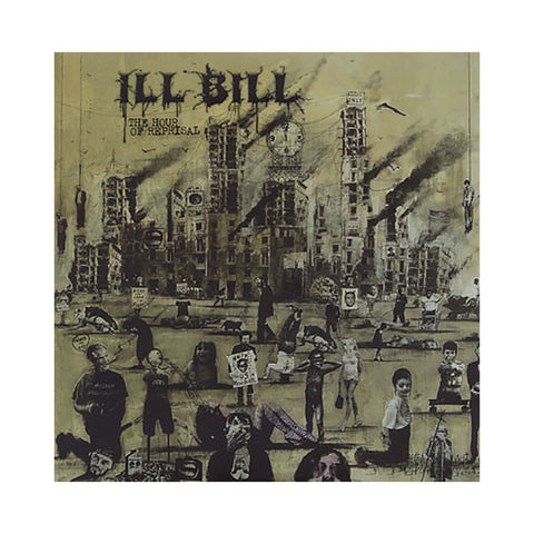ILL Bill - 'The Hour Of Reprisal' [(Black) Vinyl [2LP]]