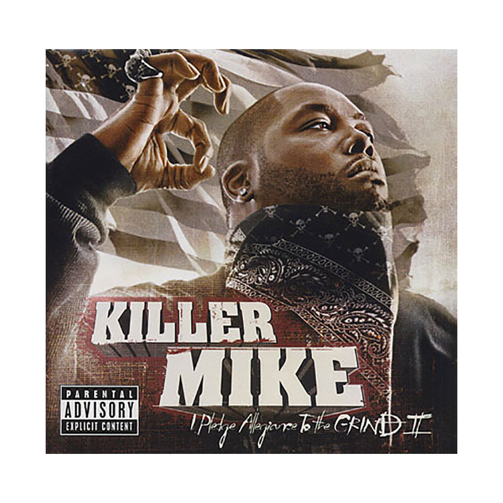 Killer Mike - 'I Pledge Allegiance To The Grind Pt. 2' [CD]