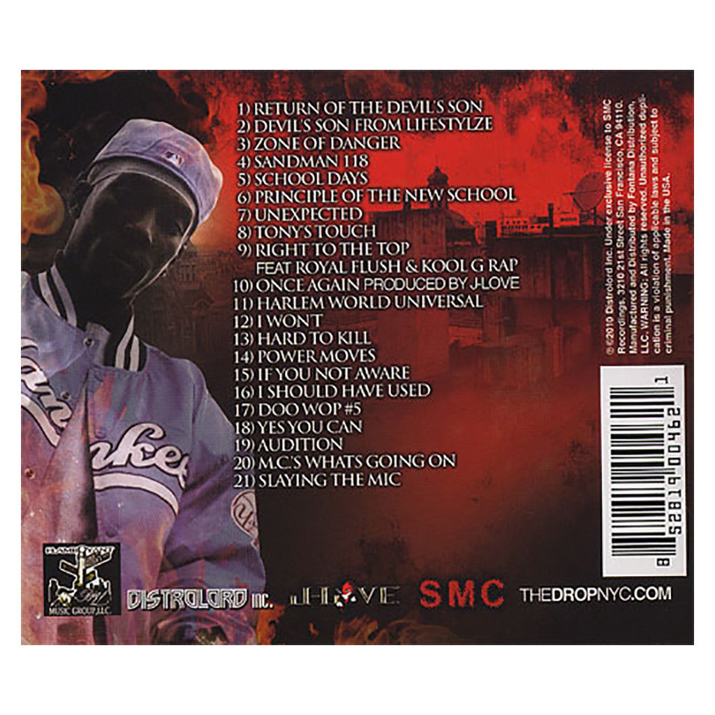 <!--020101123024231-->Big L - 'Return Of The Devil's Son' [CD]