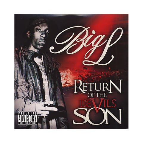 Big L - 'Return Of The Devil's Son' [(Black) Vinyl [2LP]]