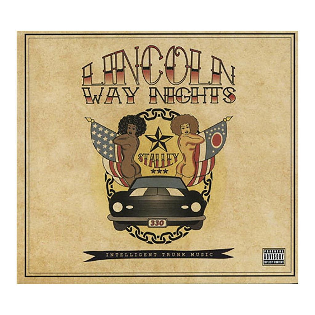<!--020111108036757-->Stalley - 'Lincoln Way Nights - Intelligent Trunk Music' [CD]