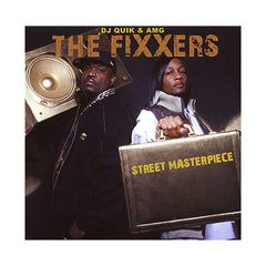 Fixxers - 'Street Masterpiece' [CD]