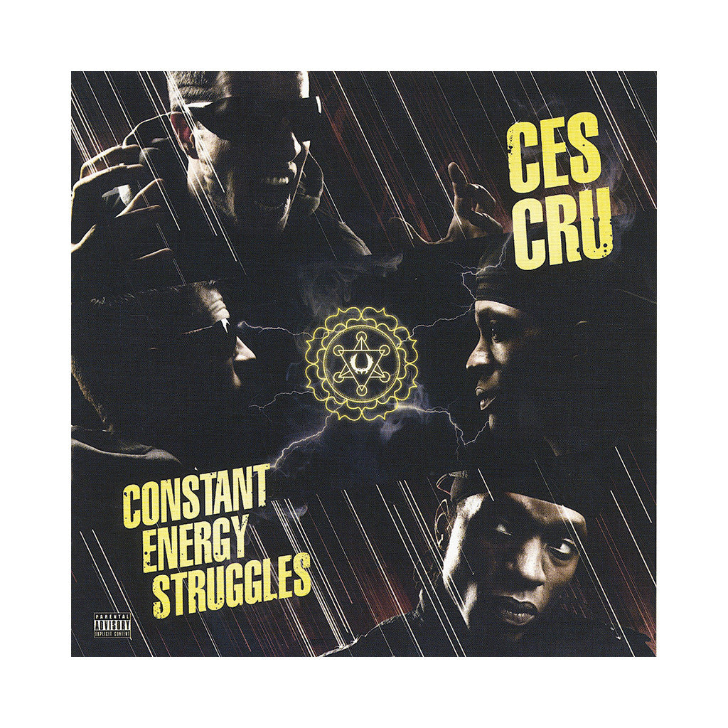 <!--120130326053985-->Ces Cru - 'Constant Energy Struggles' [CD]