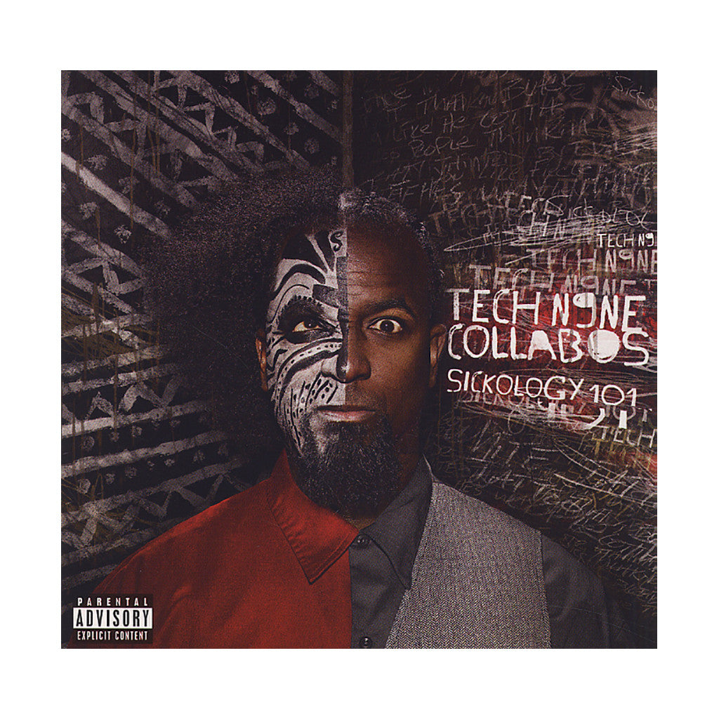 Tech N9ne - 'Sickology 101 (Collabos)' [CD]