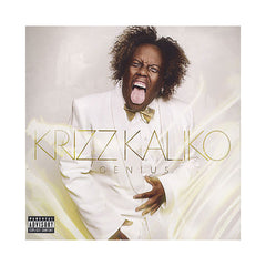 <!--120090714017240-->Krizz Kaliko - 'Genius' [CD]