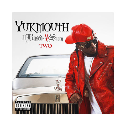 Yukmouth - 'JJ Based On A Vill Story Two' [CD]