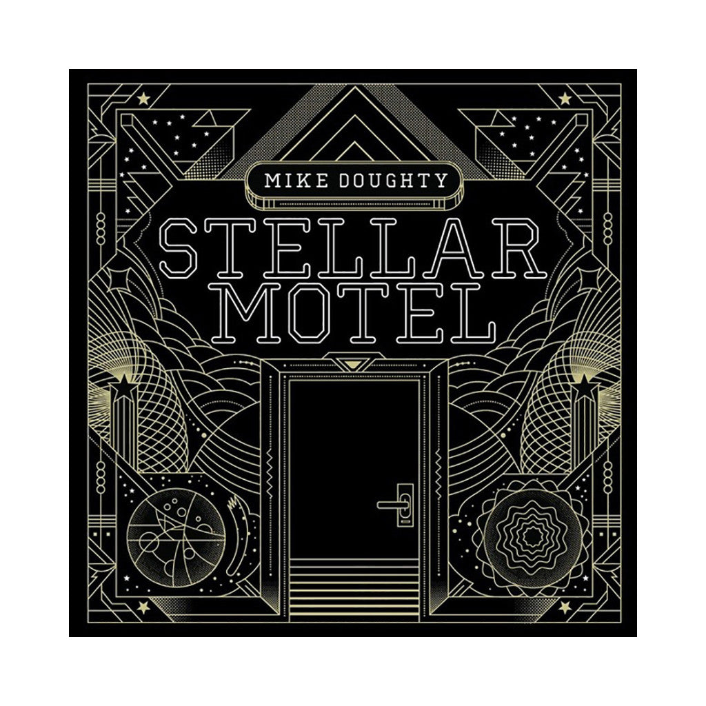 Mike Doughty - 'Stellar Motel' [CD]