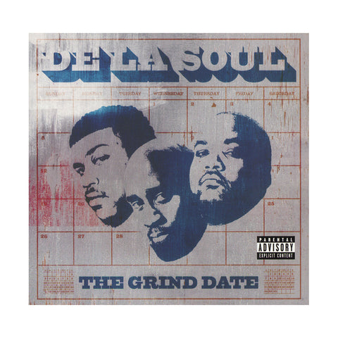 "[""De La Soul - 'The Grind Date (Re-Issue)' [CD]""]"