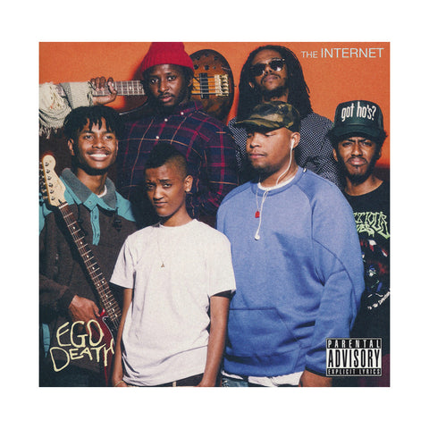 The Internet - 'Ego Death' [CD]