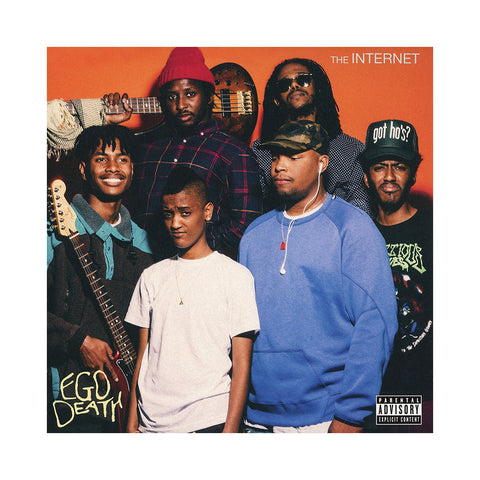 The Internet - 'Ego Death' [(Black) Vinyl [2LP]]