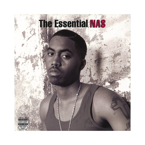 Nas - 'The Essential Nas' [(Black) Vinyl [2LP]]