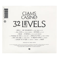 Clams Casino - '32 Levels' [CD]