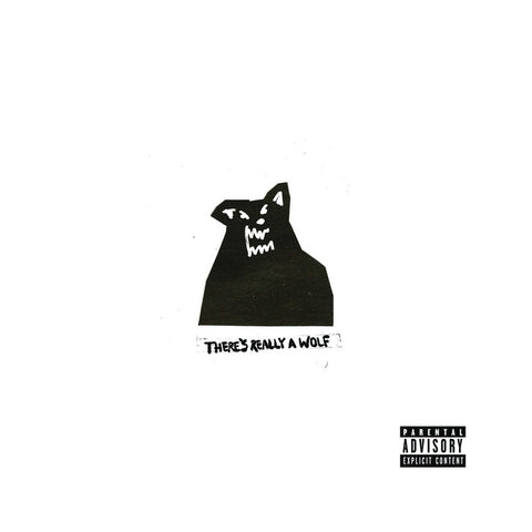 Russ - 'There's Really A Wolf' [CD]