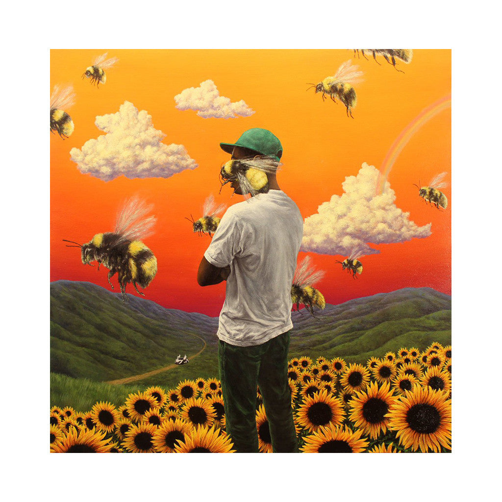 Tyler, The Creator - 'Scum Fuck Flower Boy' [CD]