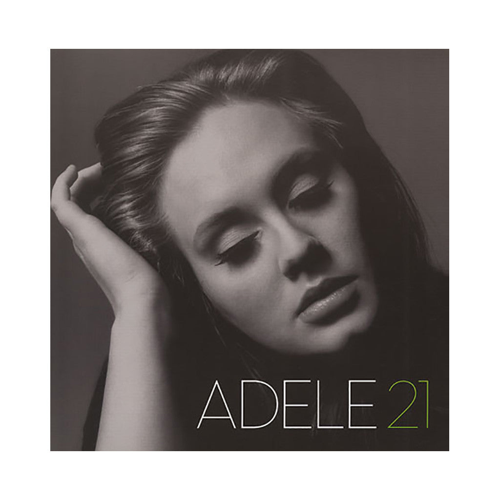 <!--120110222004855-->Adele - '21' [(Black) Vinyl LP]