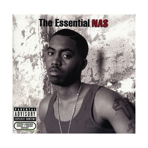 Nas - 'The Essential Nas' [CD [2CD]]