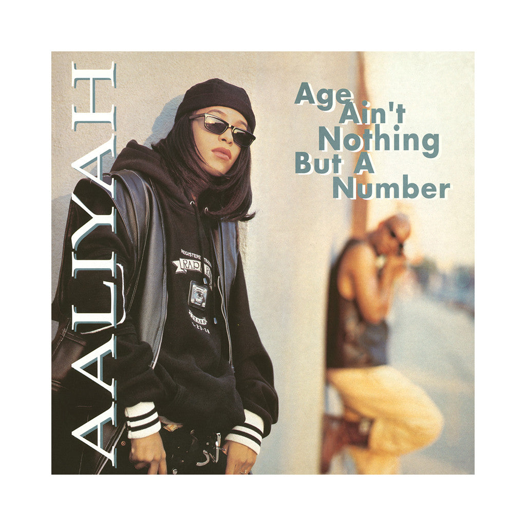 Aaliyah - 'Age Ain't Nothing But a Number (Re-Issue)' [(White) Vinyl [2LP]]