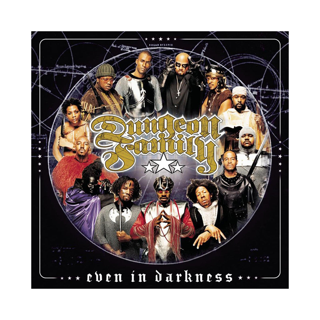 Dungeon Family - 'Even In Darkness' [(Black) Vinyl [2LP]]