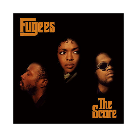 Fugees - 'The Score' [(Black) Vinyl [2LP]]