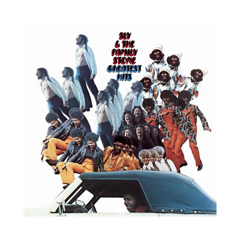 "[""Sly & The Family Stone - 'Greatest Hits' [(Black) Vinyl LP]""]"