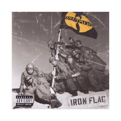 "[""Wu-Tang Clan - 'Iron Flag (Sony Legacy)' [(Black) Vinyl LP]""]"