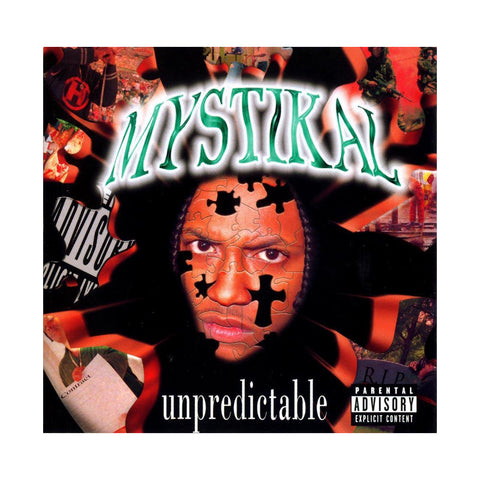 "[""Mystikal - 'Unpredictable' [(Black) Vinyl LP]""]"