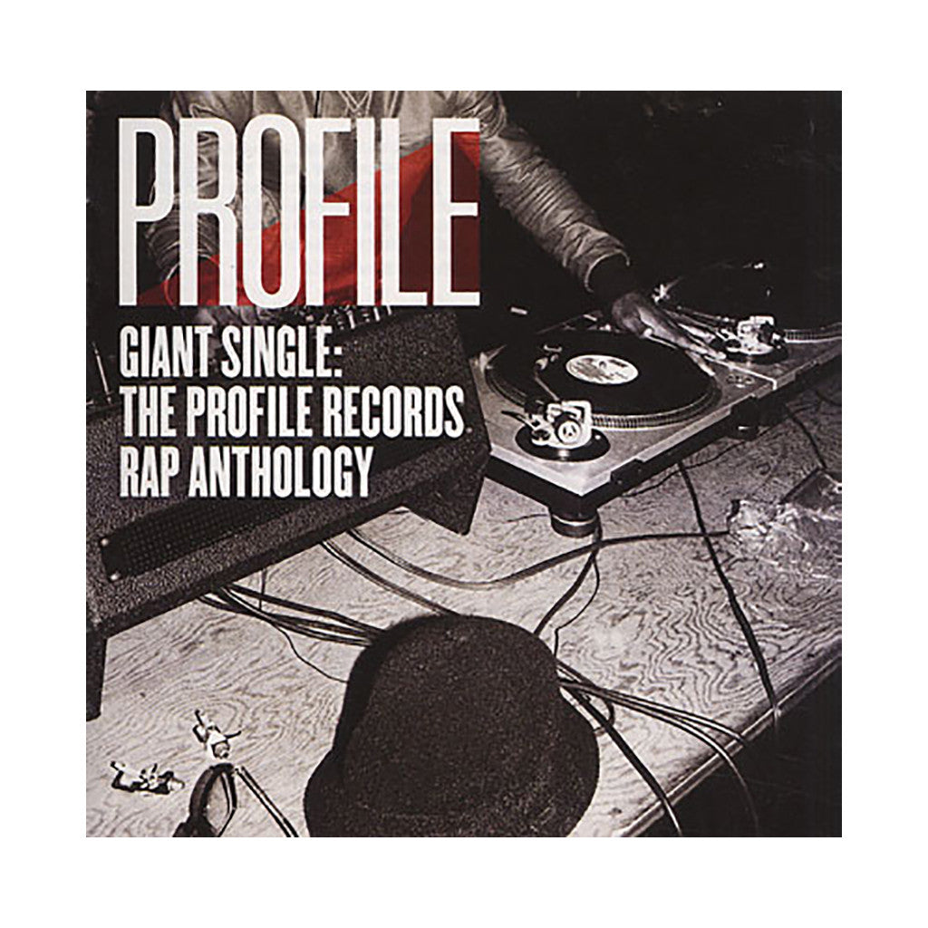 <!--2012013140-->Various Artists - 'Giant Single: The Profile Records Rap Anthology' [CD [2CD]]