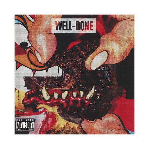 "[""Action Bronson & Statik Selektah - 'Well Done' [CD]""]"