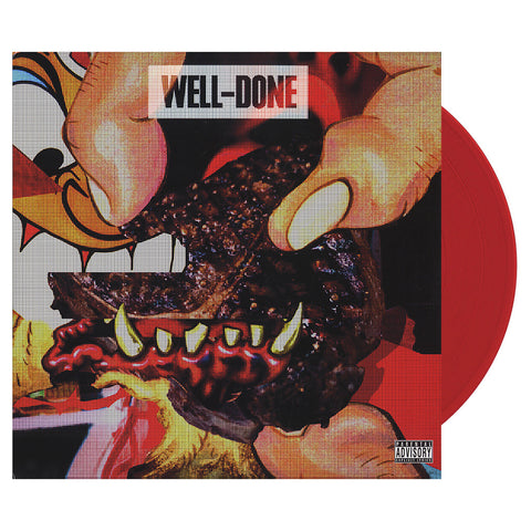 "[""Action Bronson & Statik Selektah - 'Well Done' [(Red) Vinyl [2LP]]""]"