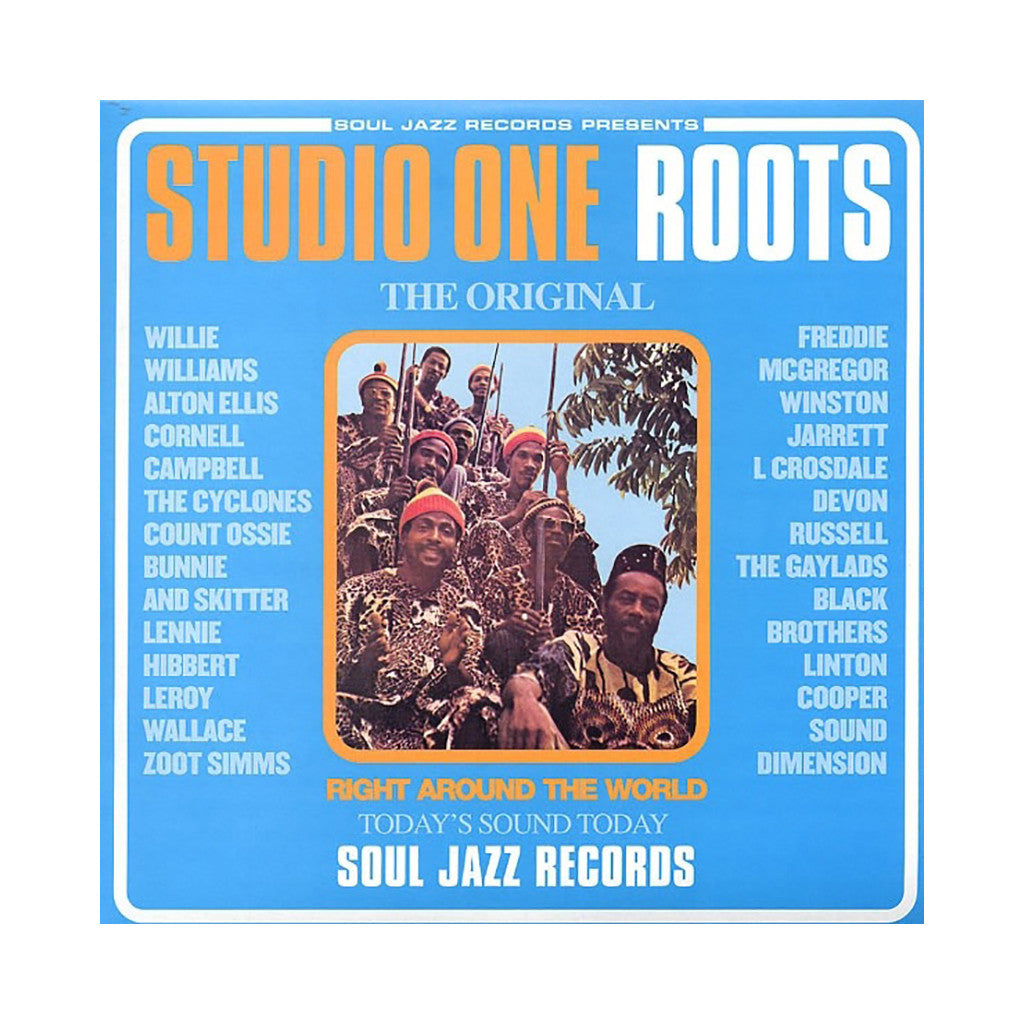 <!--120010101000387-->Various Artists - 'Studio One Roots Vol. 1' [CD]