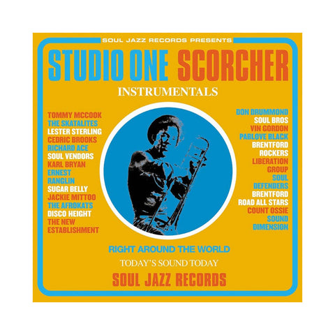 Various Artists - 'Studio One Scorcher Vol. 1' [(Black) Vinyl [3LP]]