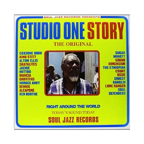 Various Artists - 'Studio One Story' [(Black) Vinyl [2LP]]