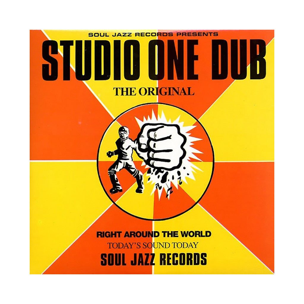 <!--120040101003655-->Dub Specialist - 'Studio One Dub Vol. 1' [CD]